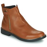 kengät Tytöt Bootsit GBB XIANA Ruskea