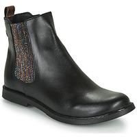 kengät Tytöt Bootsit GBB ARANA Black