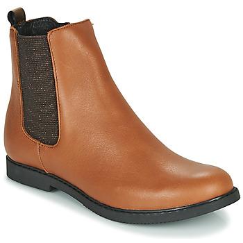 kengät Tytöt Bootsit GBB ARANA Brown