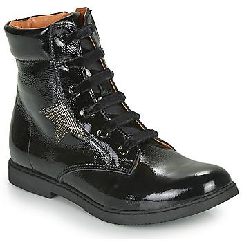 kengät Tytöt Bootsit GBB JAMILA Black