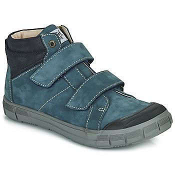 kengät Pojat Korkeavartiset tennarit GBB HENI Blue