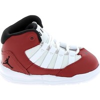 kengät Lapset Koripallokengät Nike Jordan Max Aura BB Rouge Blanc AQ9215-602 Punainen