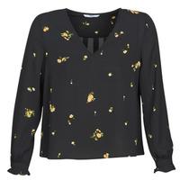 vaatteet Naiset Topit / Puserot Only ONLADIE Musta