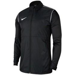 vaatteet Pojat Pusakka Nike JR Park 20 Repel Mustat