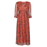 vaatteet Naiset Pitkä mekko Vero Moda VMGLAMMY Red