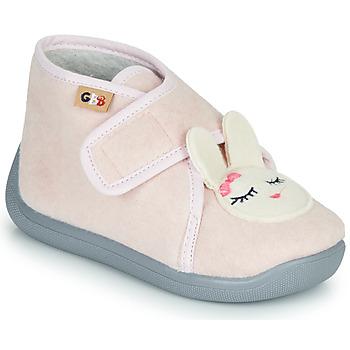 kengät Tytöt Tossut GBB HELORIE Pink