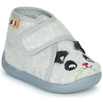 kengät Lapset Tossut GBB KEELIO Grey