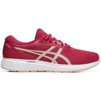 kengät Naiset Juoksukengät / Trail-kengät Asics Patriot 11 Tummanpunainen