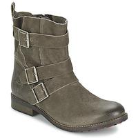 kengät Naiset Bootsit S.Oliver BEXUNE Brown