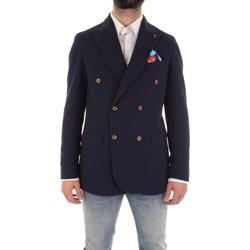vaatteet Miehet Takit / Bleiserit Mulish ASTONMARTIN-GKS907 Blu