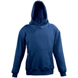 vaatteet Lapset Svetari Sols SLAM KIDS SPORT Azul