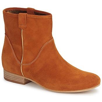 kengät Naiset Bootsit Vic MUI Red