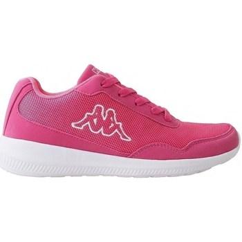 kengät Naiset Matalavartiset tennarit Kappa Follow Vaaleanpunaiset