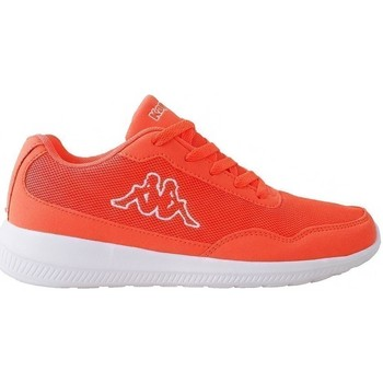 kengät Naiset Matalavartiset tennarit Kappa Follow Oranssin väriset
