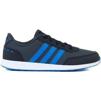 kengät Lapset Matalavartiset tennarit adidas Originals VS Switch 2K Valkoiset, Vaaleansiniset, Grafiitin väriset