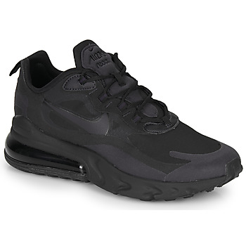kengät Miehet Matalavartiset tennarit Nike AIR MAX 270 REACT Black