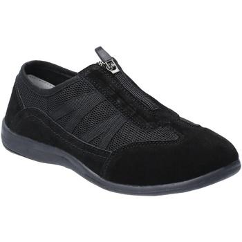 kengät Naiset Tennarit Fleet & Foster  Black