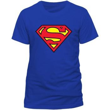 vaatteet Lyhythihainen t-paita Dessins Animés  Blue