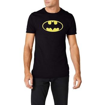 vaatteet Lyhythihainen t-paita Dessins Animés  Black