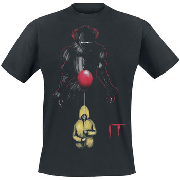 vaatteet Lyhythihainen t-paita It  Black