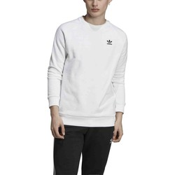 vaatteet Miehet Svetari adidas Originals Originals Crew Neck Valkoiset
