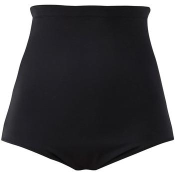 Alusvaatteet Naiset Muotoilevat alushousut Elomi ES7604 BLK Musta
