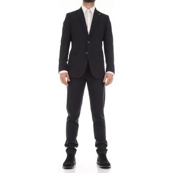 vaatteet Miehet Puvut Mulish 50SPECIAL-AB7200 Blu