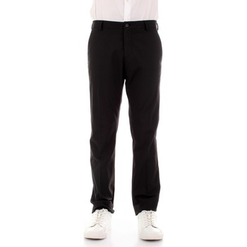 vaatteet Miehet Puvun housut Selected 16051390 Nero