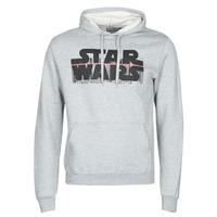 vaatteet Miehet Svetari Yurban Star Wars Bar Code Harmaa