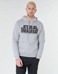 vaatteet Miehet Svetari Casual Attitude Star Wars Bar Code Grey
