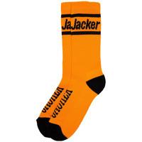 Asusteet / tarvikkeet Miehet Sukat Jacker After logo socks Oranssi