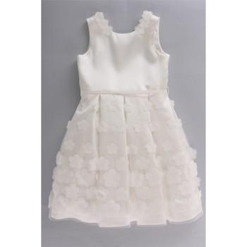 vaatteet Lapset kokonaisuus Bella Brilli BB203050 Avorio