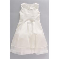 vaatteet Lapset kokonaisuus Bella Brilli BB203059 Avorio
