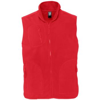 vaatteet Fleecet Sols NORWAY POLAR Rojo