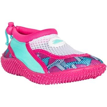 kengät Tytöt Vesiurheilukengät Trespass  Pink Lady Print