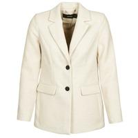 vaatteet Naiset Paksu takki Vero Moda VMCALA White