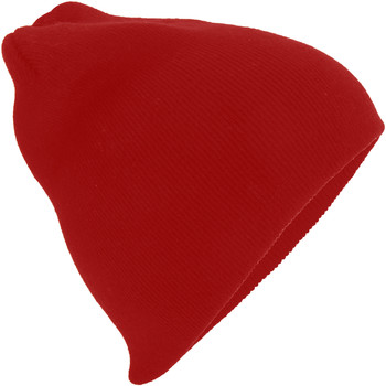 Asusteet / tarvikkeet Pipot Beechfield B44 Classic Red