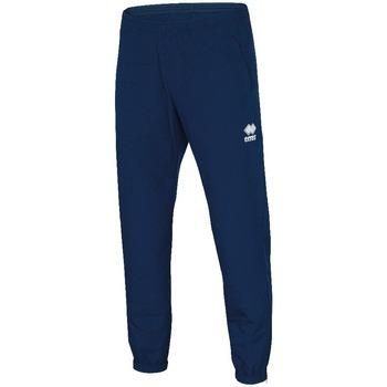 vaatteet Miehet Verryttelyhousut Errea Pantalon  Austin 3.0 bleu