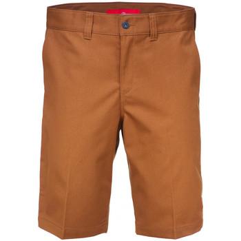 vaatteet Miehet Shortsit / Bermuda-shortsit Dickies Industrial wk sht Viininpunainen