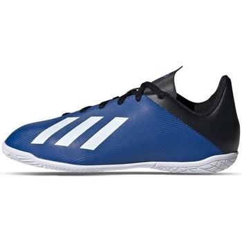 kengät Pojat Jalkapallokengät adidas Originals X 194 IN Mustat,Tummansininen