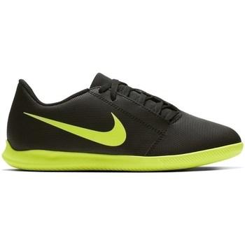 kengät Lapset Jalkapallokengät Nike Phantom Venom Club IC JR Mustat