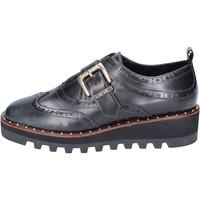 kengät Naiset Derby-kengät Liu Jo Klassikko BN358 Musta