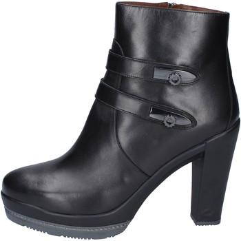 kengät Naiset Nilkkurit Guardiani BN363 Musta
