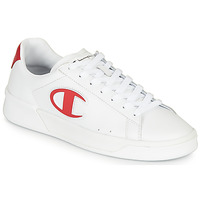 kengät Miehet Matalavartiset tennarit Champion M 979 LOW White / Red