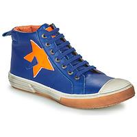 kengät Pojat Korkeavartiset tennarit GBB OCALIAN Blue