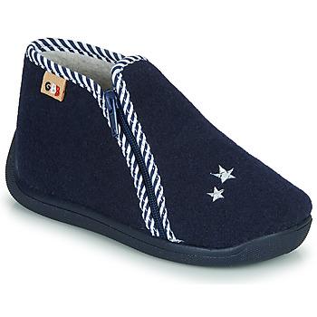 kengät Lapset Tossut GBB KITRA Blue