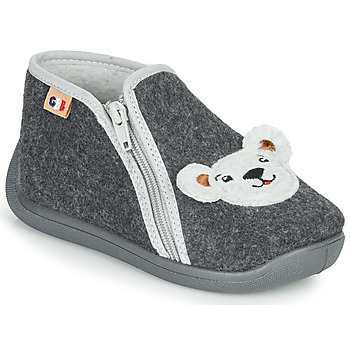 kengät Pojat Tossut GBB KITRA Grey