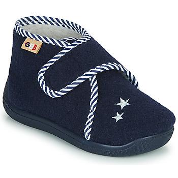 kengät Lapset Tossut GBB KEELIO Blue
