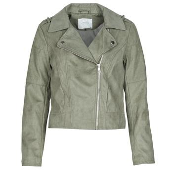 vaatteet Naiset Nahkatakit / Tekonahkatakit JDY JDYPEACH Grey