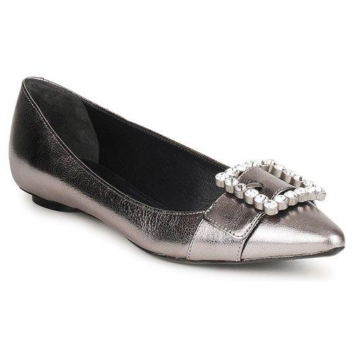 kengät Naiset Balleriinat Marc Jacobs MJ19417 Hopea